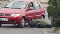 BOMBA İMHA UZMANLARI - Eşini Korkutmak İçin Aracının Altına Sahte Bomba Düzeneği Yapmış