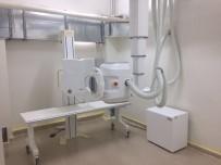 RÖNTGEN - Eskil İlçe Devlet Hastanesine Son Teknoloji Röntgen Cihazı