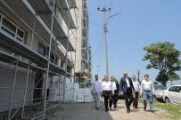 ENVER YıLMAZ - Estetik Şehir Projesi Fatsa'nın Çehresini Değiştirecek
