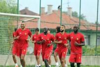 MURAT YILDIRIM - Evkur Yeni Malatyaspor'da 2. Etap Kamp Çalışmaları Başladı