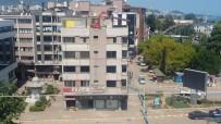 SAHİL YOLU - Fatsa Cumhuriyet Meydanı Projesi'nde İkinci Binanın Yıkımı Da Başladı