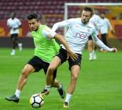 FLORYA - Galatasaray, Östersunds Maçı Hazırlıklarını Sürdürdü