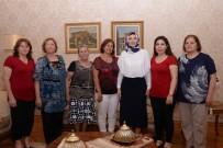 GAZİLER DERNEĞİ - Gazi Eşlerinden Zaliha Su'ya Ziyaret