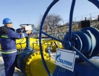 BAĞıMSıZ DEVLETLER TOPLULUĞU - Gazprom'un Türkiye'ye doğalgaz ihracatı arttı