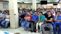 KIDEM TAZMİNATI - Gemlik Gübre'de Grev Aşılamadı
