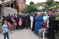 MADEN İŞÇİSİ - Gümüşhane'de Zehirlenen Maden İşçileri Son Yolculuğuna Uğurlandı