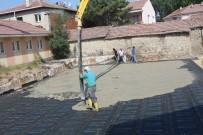 GÜREŞ - İnönü'ye Spor Ve Sosyal Yaşam Merkezi Yapılıyor