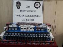 MUHALEFET - İzmir'de Gümrük Kaçağı Telefon Operasyonu