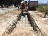 AYRANCıLAR - İZSU'dan Torbalı'ya Tarihi Yatırım