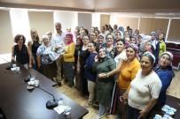 TAHAMMÜL - Kadınlardan Mezitli Belediyesi'ne Destek