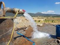ÇAMKÖY - Karakozan'ın Su Sorunu Ortadan Kalkıyor