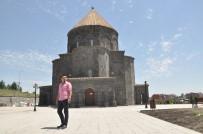 KÜMBET - Karslı Turizmciler Kümbet Camii'nin Müze Olmasını İstiyor