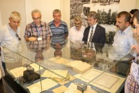 TURGAY ŞIRIN - Kent Müzesi Şehit Aileleri Ve Gazileri Ağırladı