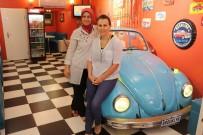 ORTAHISAR - Klasik Araba Galerisi Değil Kafe