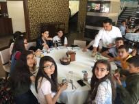 ATATÜRK İLKOKULU - Kulp'ta Başarılı Öğrenciler Geziyle Ödüllendirildi