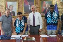 İMZA TÖRENİ - Kütahyaspor 2 Yabancı Futbolcu İle Anlaştı