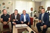 AKHİSAR BELEDİYESPOR - Manisa Büyükşehir'den Akhisar Belediyespor'a Büyük Katkı
