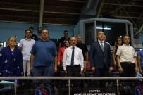 ENGELLİ SPORCULAR - Manisa'da Goalball Müsabakaları Başladı