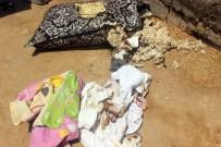 Mardin'de Kendiliğinden Alev Aldığı İleri Sürülen Ev Ürkütüyor