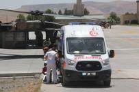 ASKERİ HELİKOPTER - Mehmetçik'ten Hasta Kurtarma Operasyonu
