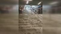 GAYRETTEPE - Metro İstasyonu Sular Altında