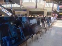 GAZILER - Nata Vega'da 15 Temmuz Sergisi Açıldı