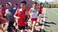 AYETULLAH - Bitlis'in Atletizmdeki Başarısı