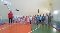 ALıŞKANLıK - Pazarlar'da Yaz Spor Okulu Açıldı