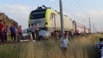 ULUKÖY - Raybüsün Otomobile Çarptığı Kazada Ölü Sayısı 2'Ye Yükseldi