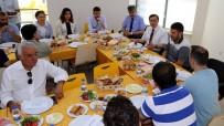 KıZıLAY - Rektör Kızılay, Teknoparkın Kahvaltı Sohbetlerine Konuk Oldu
