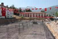 KÜTÜPHANE - Reşadiye'de İmam Hatip Lisesinin Ve Yurt Binasının Temeli Atıldı