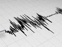 ALASKA - Rusya'da 7,8 büyüklüğünde deprem