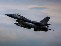 MÜHİMMAT DEPOSU - Saldırı hazırlığındaki teröristleri jetler vurdu