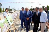 YUSUF ZIYA YıLMAZ - Samsun'da Muhabirlerin Çektiği Fotoğraflar Sergilendi