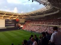 AÇILIŞ TÖRENİ - Samsun'da Olimpiyat Coşkusu