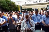 GIYABİ CENAZE NAMAZI - Şehit Öğretmen İçin Gıyabi Cenaze Namazı Kılındı