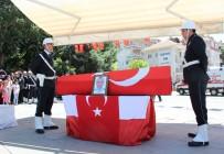 ERTUĞRUL ÇALIŞKAN - Şehit Polis Memuru Karaman'da Son Yolculuğuna Uğurlandı
