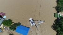 TERKOS - Silivri'ye Metrekareye 118 Kg Yağış Düştü