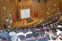 MEHMET AKTAŞ - Şırnak'ta '15 Temmuz Öncesi Ve Sonrası' Paneli