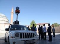 MİMARİ - Sivas'taki Tarihi Eserler Işıklandırılıyor