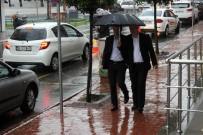 METEOROLOJI GENEL MÜDÜRLÜĞÜ - Tekirdağ'a Son 6 Saate Metrekareye 67 Kilogram Yağış Düştü