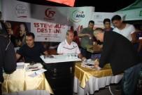 MEHMET CEYLAN - Tekirdağ'da 534 Kişi AFAD Gönüllüsü Oldu