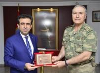 HASAN BASRI GÜZELOĞLU - Vali Güzeloğlu, Tümgeneral Çitil'den Brifing Aldı