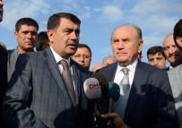 İSTANBUL VALİSİ - Vali Şahin Ve Başkan Topbaş Selin Vurduğu Bölgeyi İnceledi