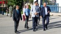 BÜROKRASI - Yatırım İzleme Ve Koordinasyon Başkanlığından Vali Zorluoğlu'na Brifing