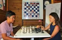 EBRU SANATı - Yaz Kurslarında Eğitim Ve Eğlence Bir Arada