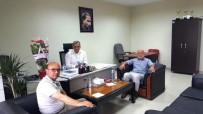 GÜREŞ - Yeni Müdüre İlk Ziyaret
