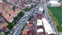 SEL FELAKETİ - İstanbul'daki yağışın ulaşıma etkisi