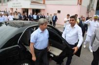 AHMET ÇıNAR - Zonguldak Valisi Çınar, Kdz. Ereğli'de Ziyaretlerde Bulundu