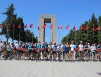 HASTANELER BİRLİĞİ - 15 Temmuz Şehitleri İçin Bin 600 Kilometre Pedal Çevirdiler